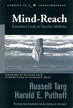 Mind Reach by Russell Targ
