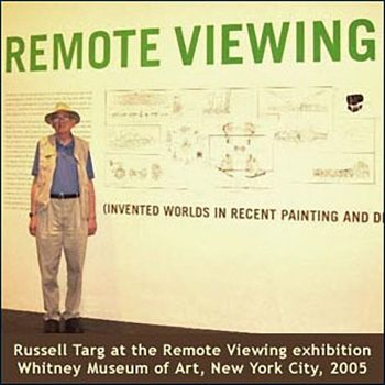 Russell Targ at the Whitney Museum of Art